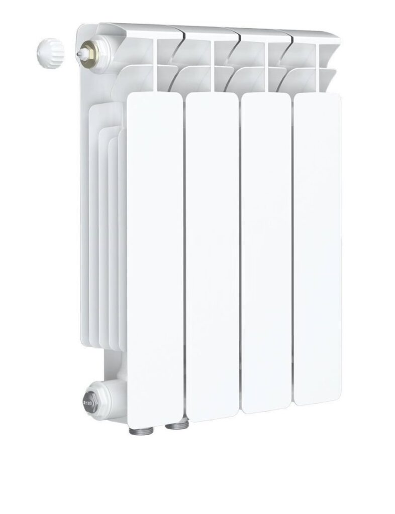 биметаллический радиатор Rifar Monolit Ventil 500