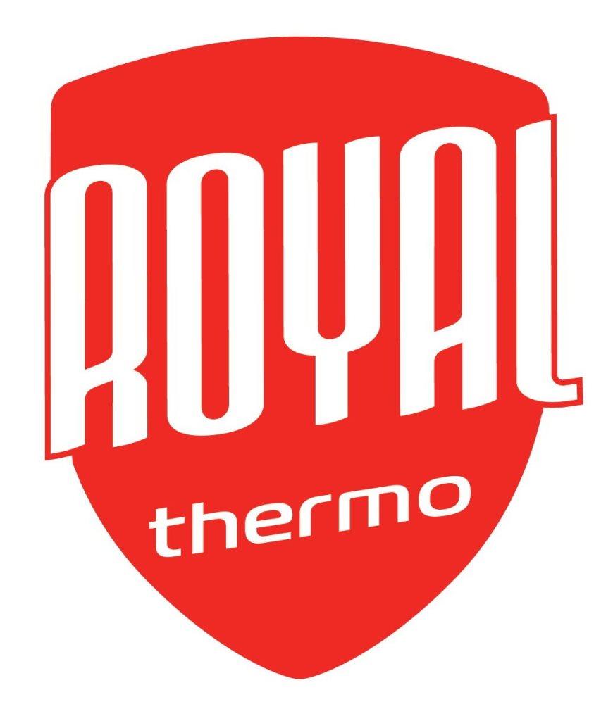 логотип фирмы royal thermo