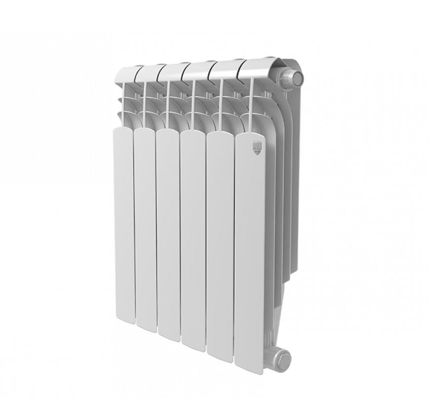 биметаллический радиатор ROYAL THERMO VITTORIA 500