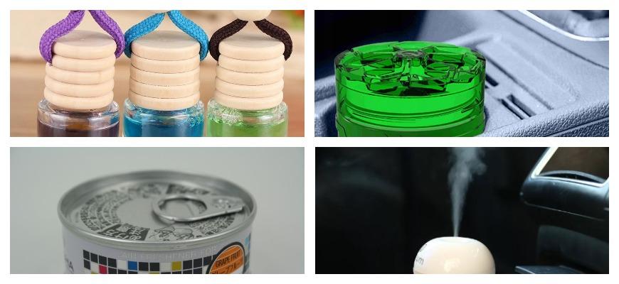 Виды ароматизаторов