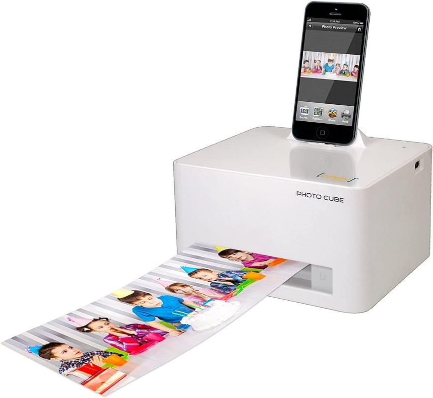 VuPoint Solutions Photo Cube  для успешной домашней печати