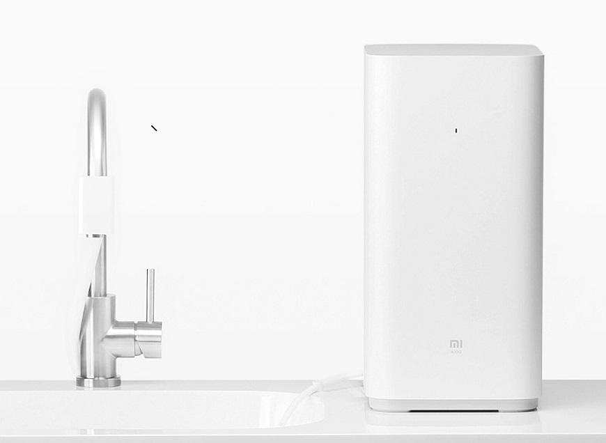 Xiaomi Mi Water Purifier Продукт высоких технологий