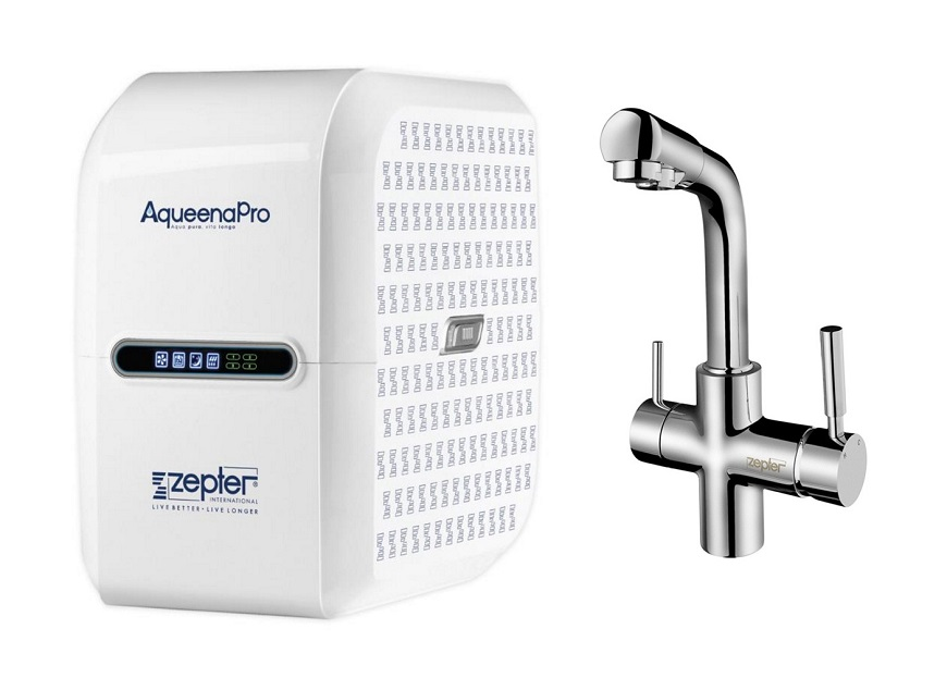 Zepter WT-100 AqueenaPro С дисплеем контроля происходящих процессов
