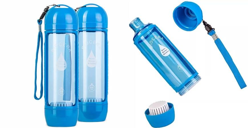 Biocera AHA Water Bottle