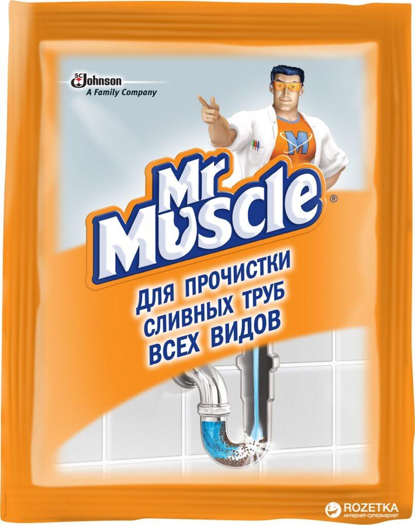 Мистер Мускул гранулы