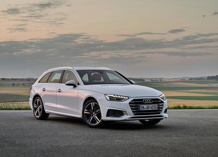 Audi A4 Avant универсал