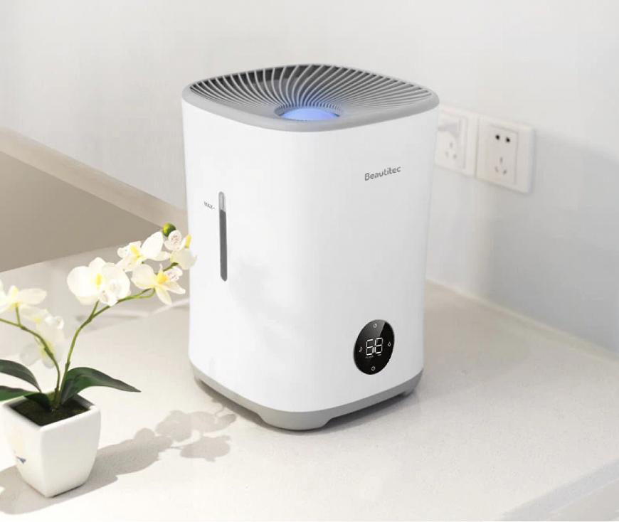 с простым функционалом  Beautitec Evaporative Humidifier SZK-A300