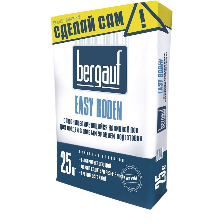 Bergauf Easy Boden Цементная основа