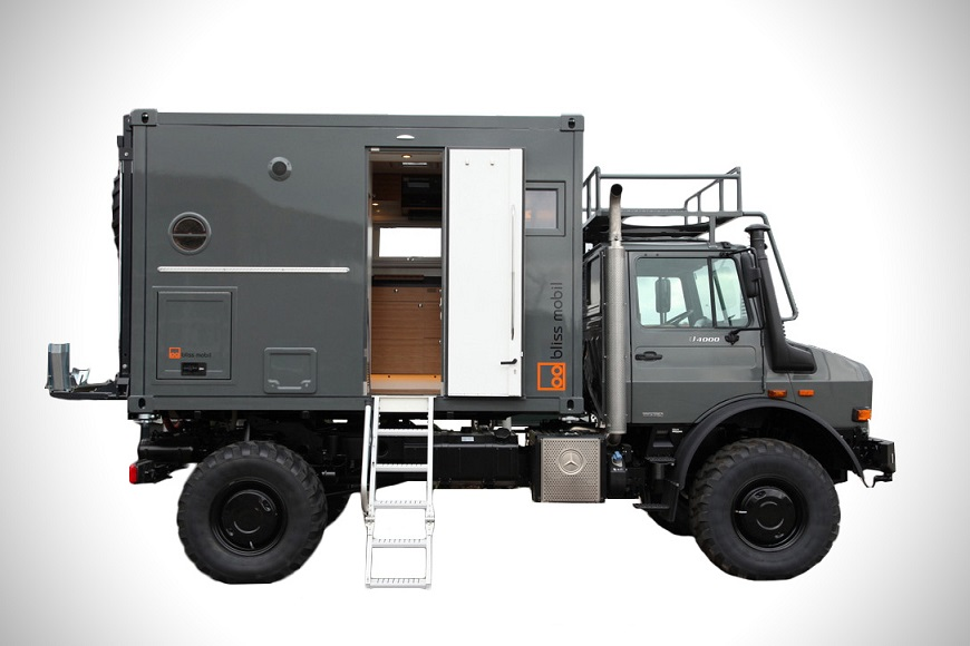 Bliss Mobil Expedition Vehicle авто