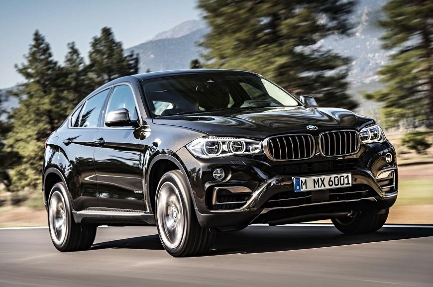 BMW X6 xDrive50i . Новая версия авто