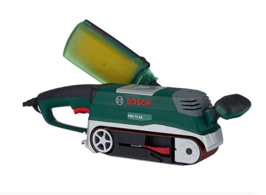 ленточная шлифовальная машина Bosch PBS 75 AE
