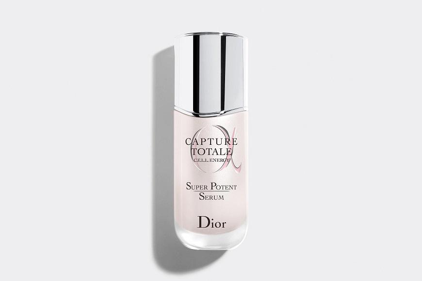 Christian Dior Capture Totale C.E.L.L. Energy Super potent serum Эксклюзивный продукт