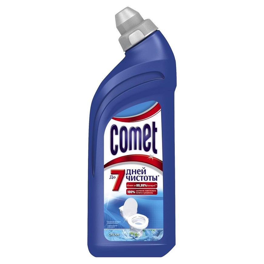 Гелеобразная консистенция Comet «7 дней чистоты»