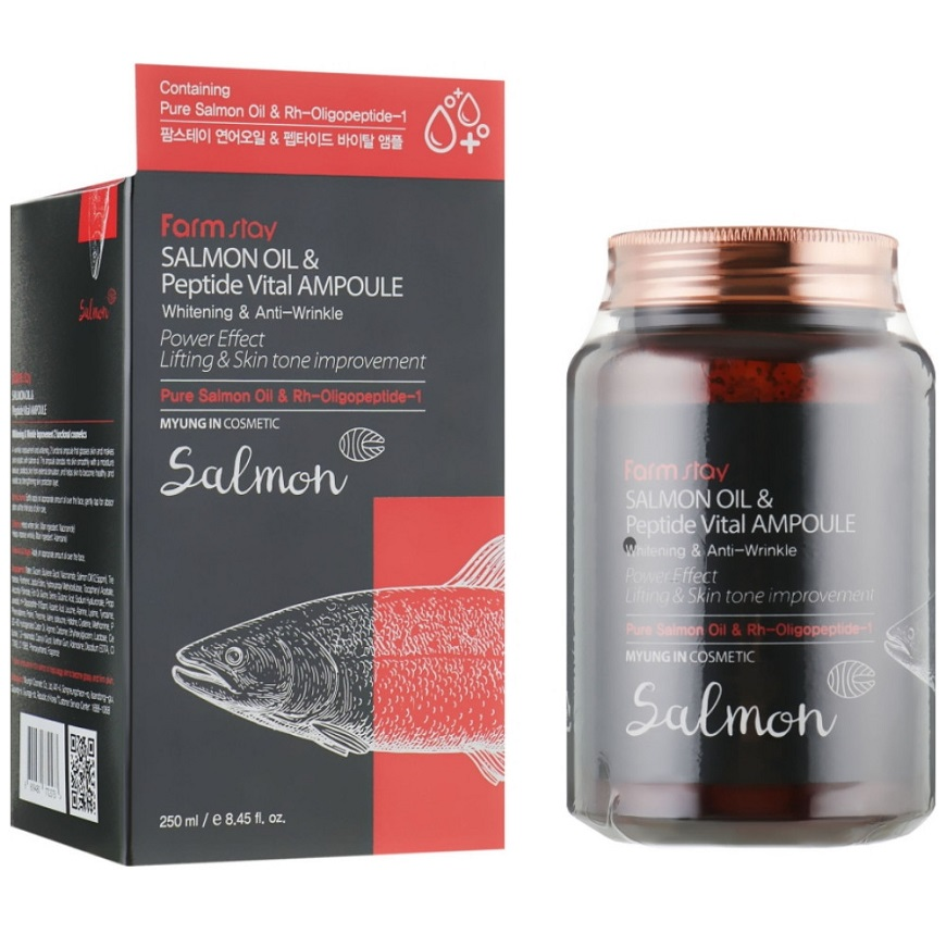 Farmstay Salmon Oil&Peptide