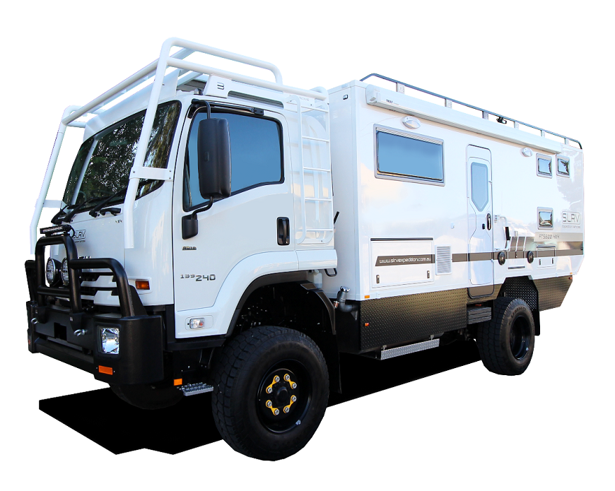 FTS 800 Expedition Vehicle авто