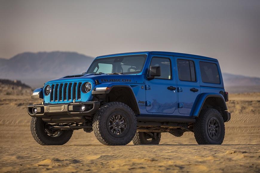 Jeep Wrangler машина