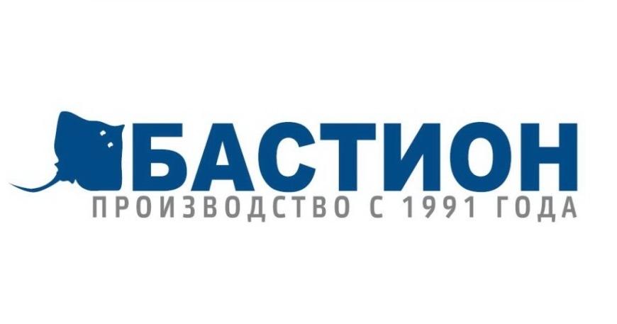логотип фирмы Бастион