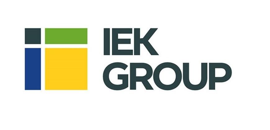 логотип фирмы IEK Group