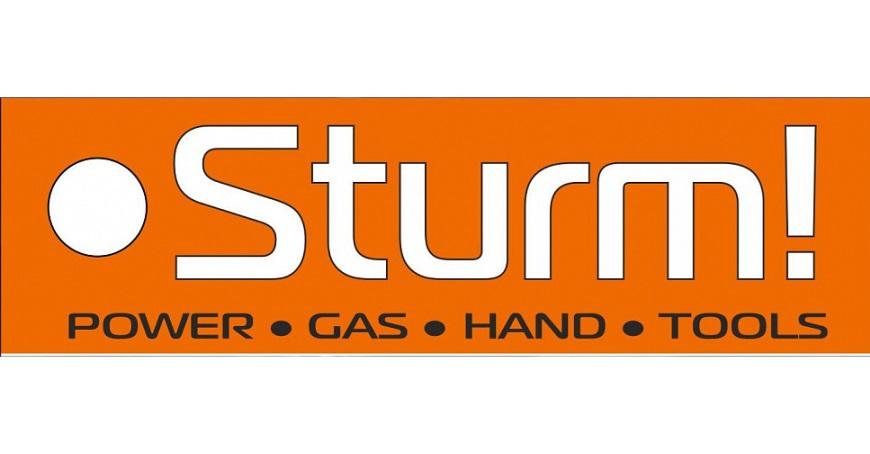 логотип компании Штурм