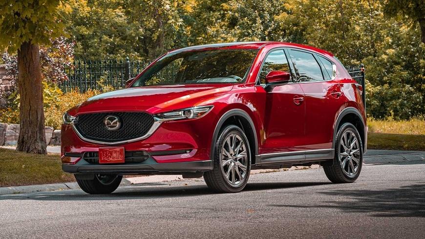Mazda CX-5 с агрессивным дизайном