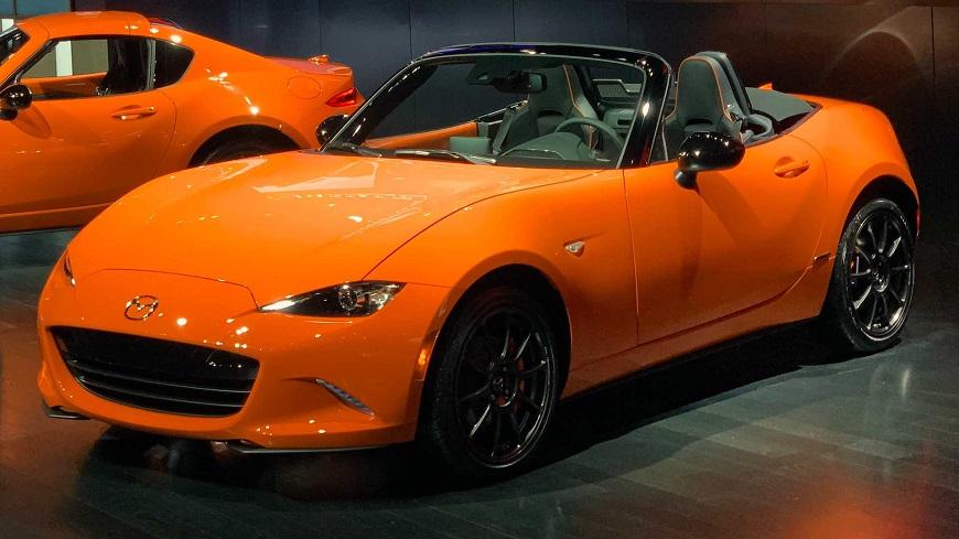 Mazda MX-5 стильный