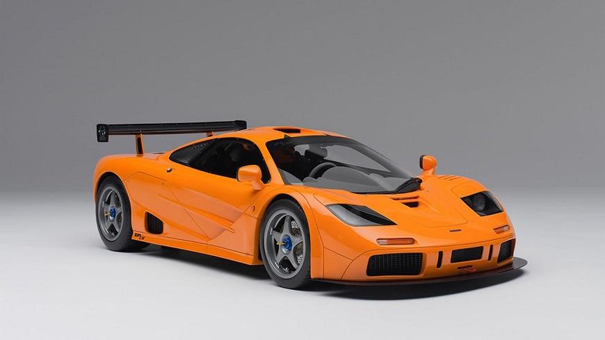 Mclaren F1 с 6-литровым двигателем
