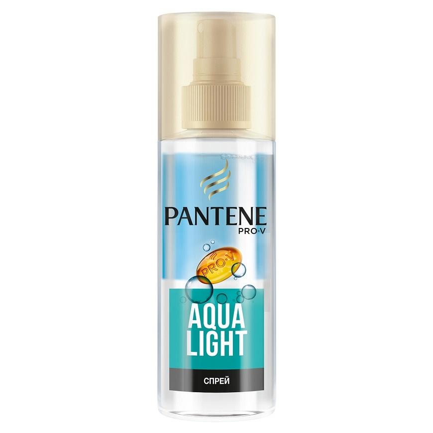 """Несмывайка  Pantene Aqua Light """"Мгновенное питание"""""""