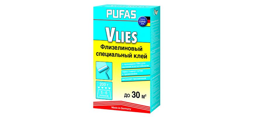 PUFAS EURO 3000 Флизелиновый