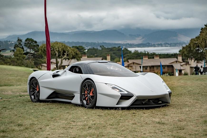 SSC Tuatara Shelby Super Cars