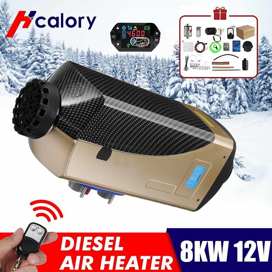 Hcalory Car Heater  Дизельный обогреватель