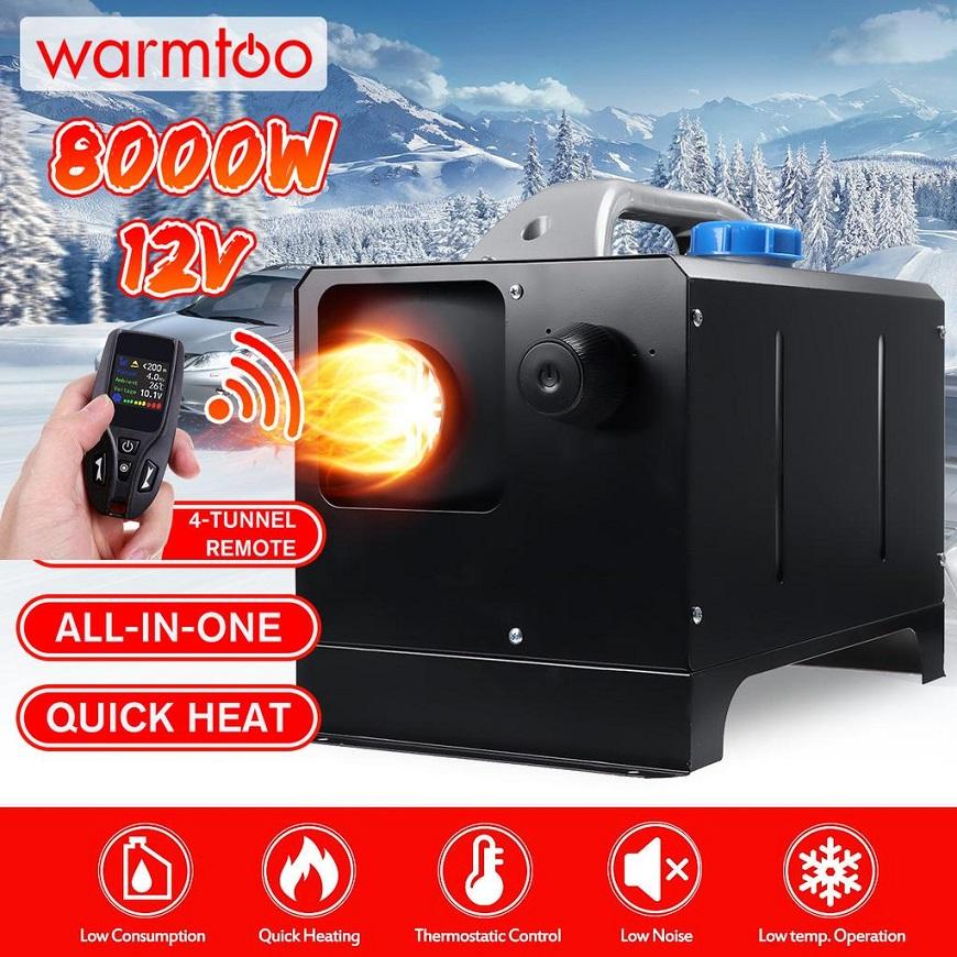 Warmtoo All in one Mini мощный вариант