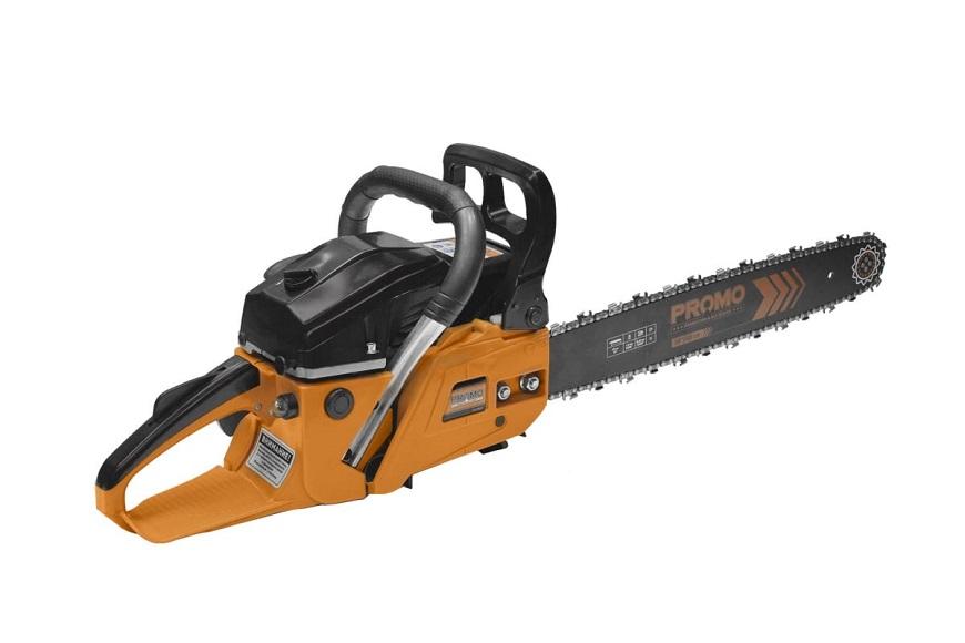 Carver PSG-52-18 вариант бензопилы для заготовки дров и дачи