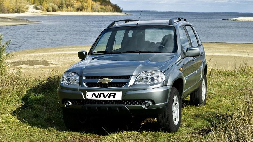 Авто Chevrolet Niva
