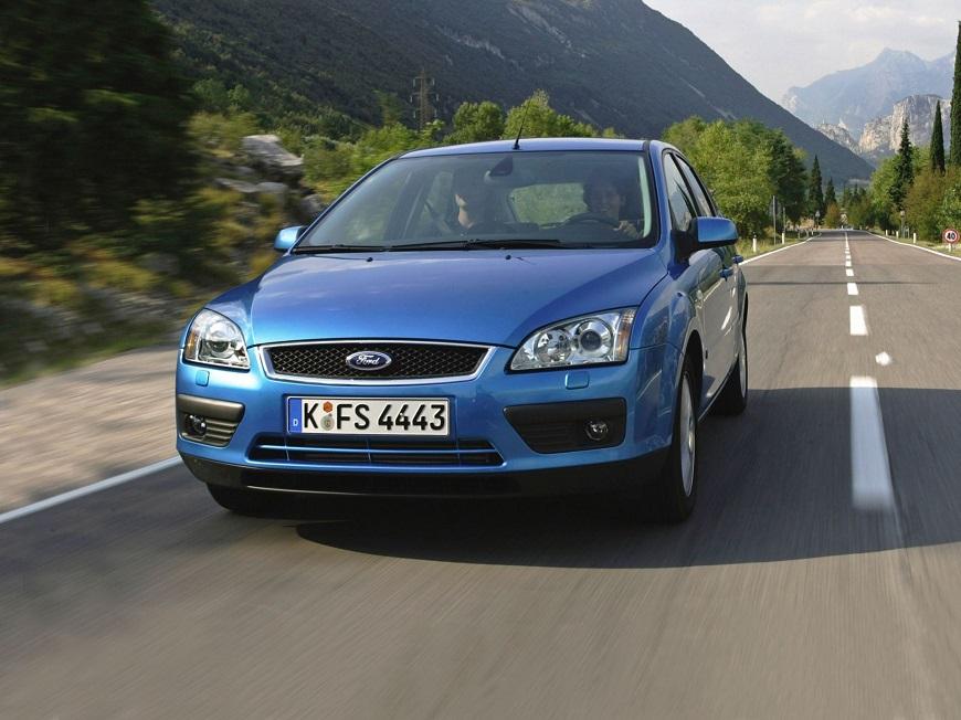 Автомобиль Ford Focus II (Рестайлинг)