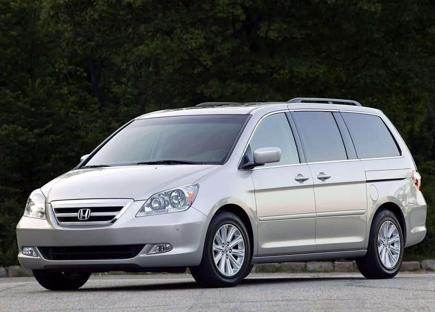 Модель Honda Odyssey