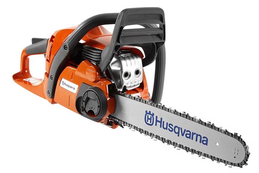 Husqvarna 450e инструмент с мощностью 2400 Вт