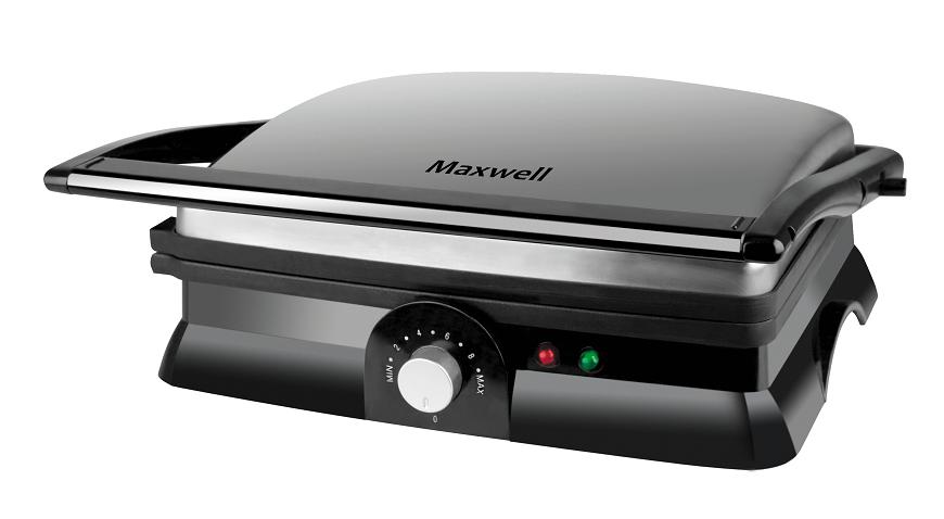 Maxwell MW-1960 ST  способный качественно прожарить даже толстые куски мяса или рыбы