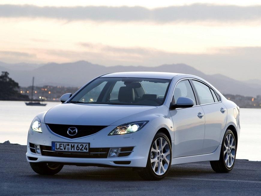 Вариант Mazda 6