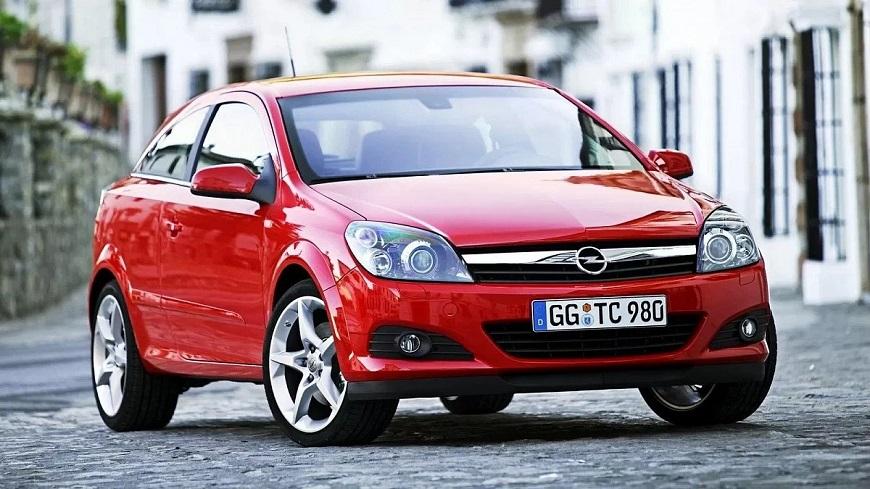 Седан Opel Astra H
