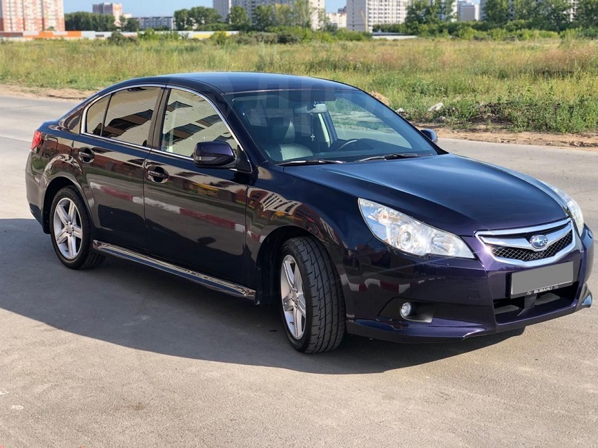 Авто Subaru Legacy