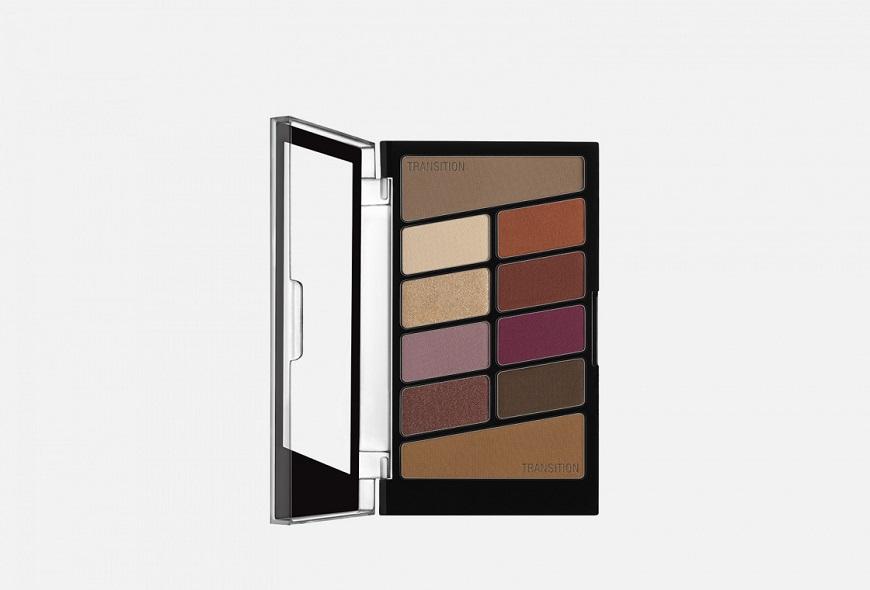 Wet n Wild Color Icon 10 Pan Palette nude awakening радующая разнообразием цветов и их прекрасной сочетаемостью