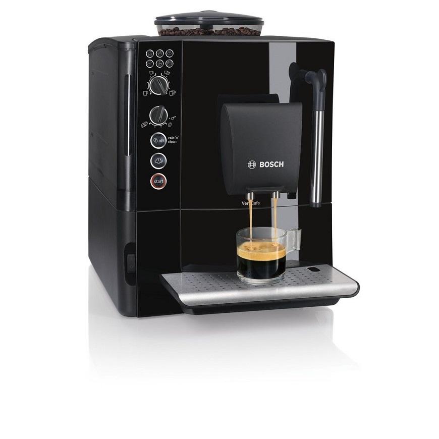 Bosch TES 50129 RW кофемашина с широким функционалом