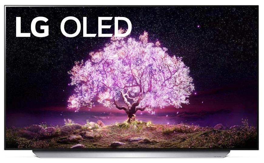 OLED LG OLED48CXR 48 модель весом свыше 15 килограммов