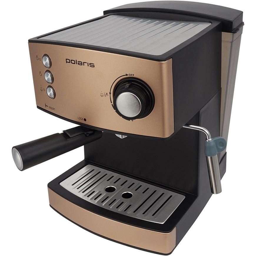 Polaris PCM 1527E Adore Crema рожковая кофемашина