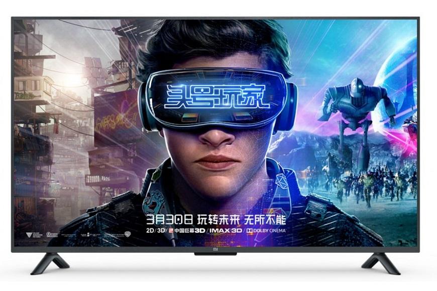 Производитель Xiaomi Mi TV 4S 65 T2S 65