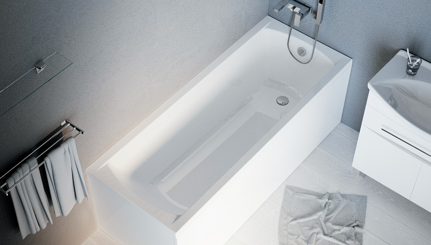 современные средства для чистки ванны