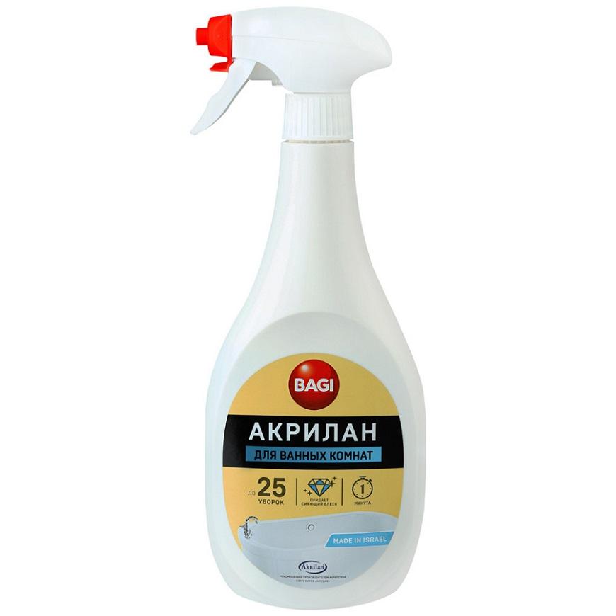Универсальная пена Bagi ванной Акрилан