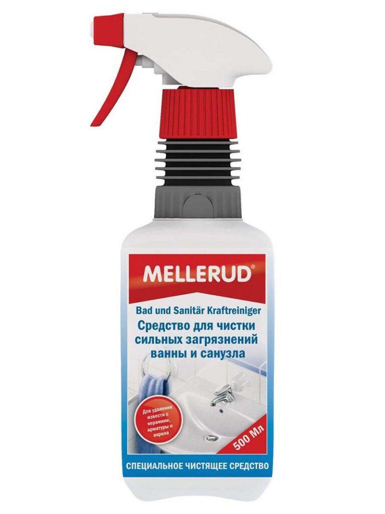 Продукт Mellerud Спрей для чистки сильных загрязнений
